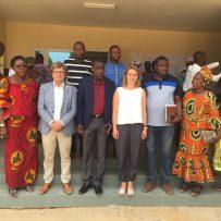 Nieuwe ervaringen in Benin